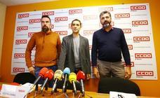 CCOO exige a Castilla y León, Galicia y Asturias la firma de una declaración «contundente» sobre la inclusión del noroeste en el Corredor Atlántico