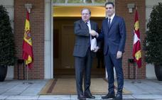 Herrera ha visto «sensible» a Sánchez con el «daño» que supone el cierre de las minas y térmicas sin una alternativa
