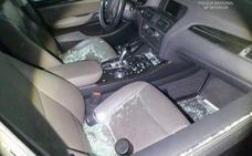 Detenidos en Ponferrada los presuntos autores de una oleada de robos en el interior de vehículos