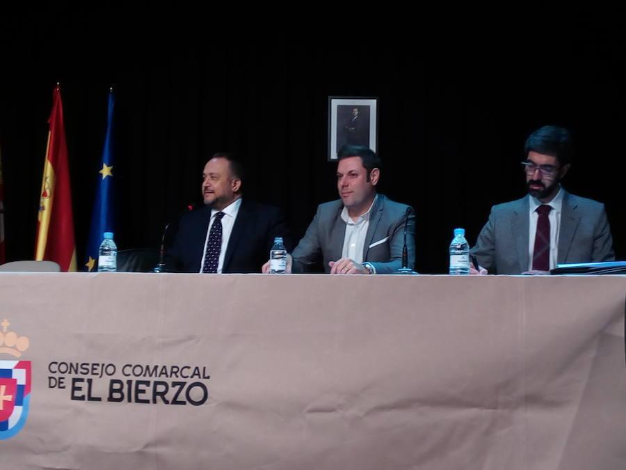 El Consejo Comarcal del Bierzo celebra el 40 aniversario de la Constitución