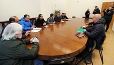 Reunión de la Mesa por el futuro del Bierzo