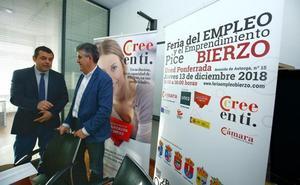 La I Feria del Empleo y el Emprendimiento del Bierzo oferta más de cien puestos de trabajo directos para contratar a jóvenes