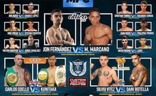 Ponferrada acoge este sábado un combate de boxeo profesional