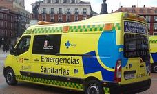 Trasladan al hospital a un hombre de 84 años por intoxicación de monóxido en el Paseo de las Acacias de Ponferrada