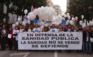La plataforma sanitaria se une al 16D para reivindicar una sanidad pública que permita «revitalizar» la comarca