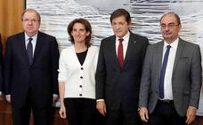 Pacto autonómico para exigir al Gobierno un frente que impida el cierre de térmicas en 2020