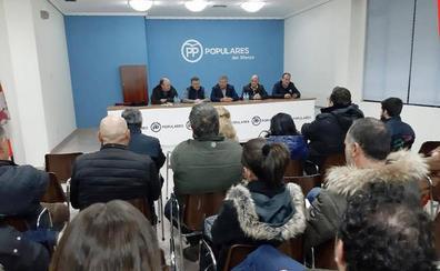 El Partido Popular apuesta por aumentar el número de alcaldías en el Bierzo