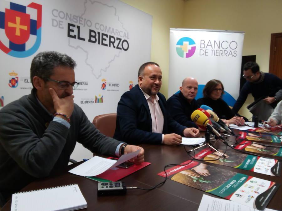 El Consejo impulsa la creación de una cooperativa hortícola en El Bierzo