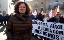 Merayo denuncia la «falta de sensibilidad» del Gobierno con los trabajadores de las auxiliares de Endesa en Compostilla