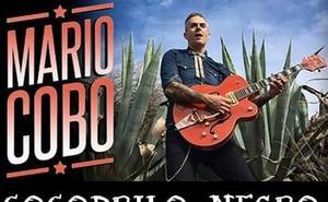 Concierto de Mario Cobo en el Cocodrilo Negro Bar de Ponferrada