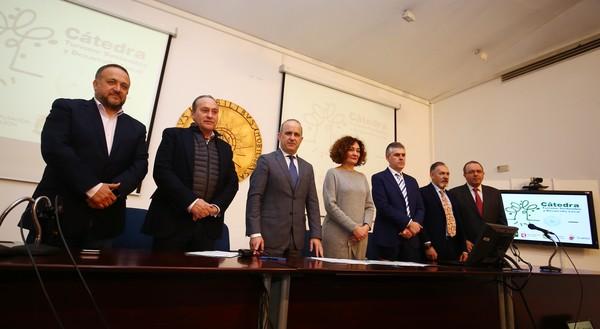Presentación de la cátedra de Turismo Sostenible y Desarrollo Local de la Uned de Ponferrada