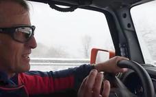 Los consejos de Jesús Calleja para conducir con nieve
