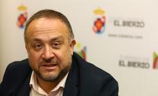 El presidente del Consejo del Bierzo muestra su interés por revalidar el cargo aunque lo supedita a la decisión del partido