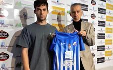 El extremo Guille Donoso regresa a la Ponferradina
