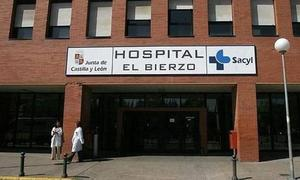 El servicio de urgencias del Hospital del Bierzo soporta ya cinco días de colapso con esperas de hasta 24 horas para ingresosHospital del Bierzo.