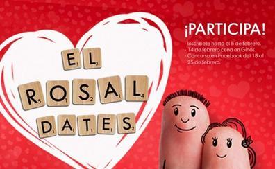 El Centro Comercial de Ponferrada celebra San Valentín con El Rosal Dates