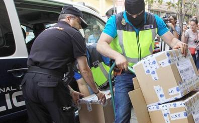 La UDEF contabiliza hasta cinco millones de euros en contratos irregulares en el seno de la 'Enredadera'