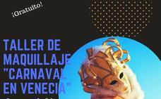 El Consejo de la Juventud de Ponferrada programa el taller de maquillaje 'Carnaval en Venecia'
