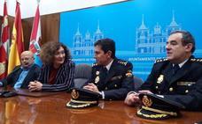 Ponferrada reforzará la colaboración con la Policía Nacional para suplir la falta de plantilla en la Local
