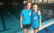 Dos nadadoras del Bierzo-Ponferrada, en el Campeonato de España por selecciones autonómicas