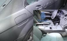 La Policía detiene 'in fraganti' a los autores de robos de vehículos en garajes en Ponferrada