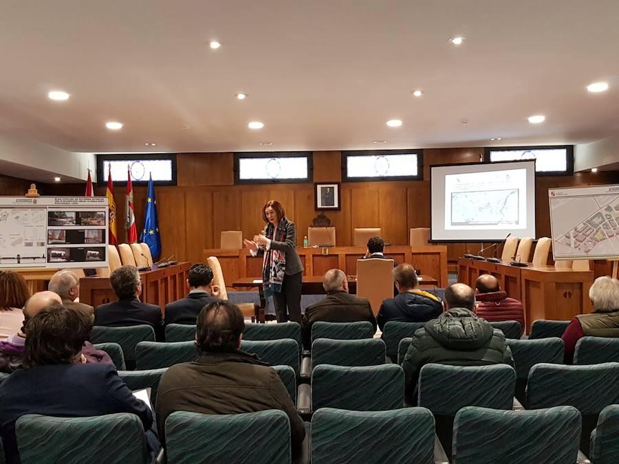 Merayo presenta el ARU de La Puebla Norte