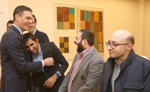 Un 'Goya' leonés, en Moncloa