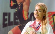 Lydia Valentín, elegida Mejor Halterófila de 2018
