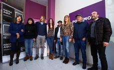 La candidata de Podemos a la Alcaldía de Ponferrada apuesta por el sector de la transformación, el Campus Universitario y la Ciuden