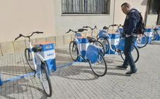 PeC denuncia faltas «muy graves» de la concesionaria del préstamo de bicicletas y pide al Ayuntamiento que resuelva el contrato