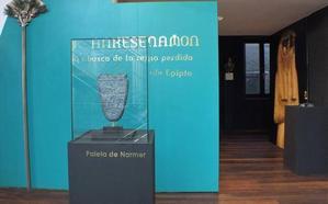 El Marca de Cacabelos acoge la exposición temporal 'Ankesenamon. En busca de la reina perdida de Egipto'