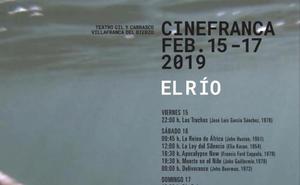 El río, protagonista de Cinefranca este fin de semana en Villafranca del Bierzo