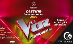 El centro comercial El Rosal participa en el tour 'Gana con tu voz 2019'