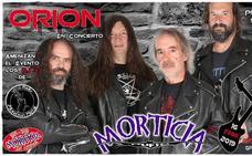 Orión presenta su disco 'A Serpe' en el Morticia de Ponferrada