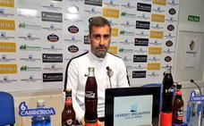 Bolo: «El equipo comete pocos errores, pero nos han penalizado mucho»
