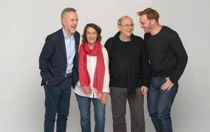 Emilio Gutiérrez Caba y Carlos Hipólito dan vida a 'Copenhage' en el Bergidum