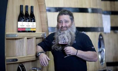 El 'guardián del vino'