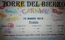 Torre del Bierzo repartirá casi 1.000 euros en premios en su concurso de Carnaval