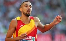 Saúl Ordóñez correrá el 1.500 en Glasgow en busca de la final