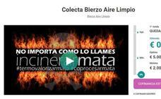 La web de mecenazgo Goteo lanza una campaña para sufragar acciones judiciales de Bierzo Aire Limpio