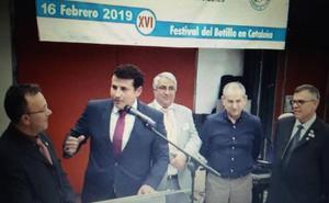 Pablo Ossorio y Villafranca del Bierzo, protagonistas del Festival del Botillo en Cataluña