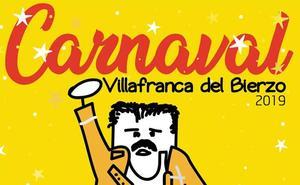 Carnaval infantil el lunes, desfile el martes y Sábado de Piñata en Villafranca del Bierzo
