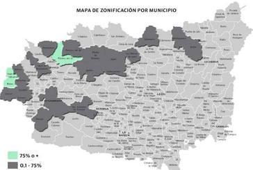 El Consejo de Seguridad Nuclear apunta a tres municipios leoneses por alta exposición de su población a gas radón