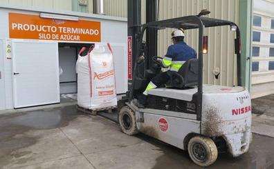 Azucarera prevé una subida de precios y aspira a asumir más mercado europeo
