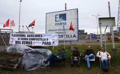 Los afectados de contratas mineras piden a la Junta que inste a Endesa a sentarse en la mesa de negociación