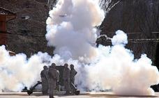 El Ministerio de Defensa convoca 16 plazas vacantes en el Ejército de Tierra en León