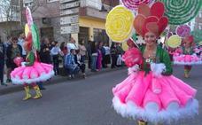 Vega de Espinareda reparte más de 2.000 euros en premios en su Carnaval