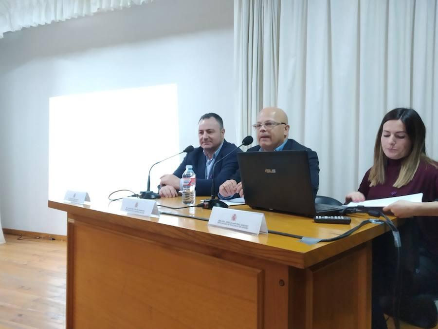 Jornada informativa sobre violencia de género para los municipios del Bierzo y Laciana