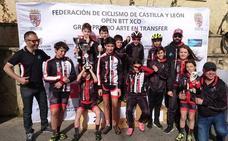Enol Torre (Bembibre BTT) se impone en la primera prueba de la Copa de Escuelas de Castilla y León