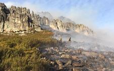 León recupera la normalidad tras dar por extinguido los 10 incendios que se sucedieron en la tarde del domingo